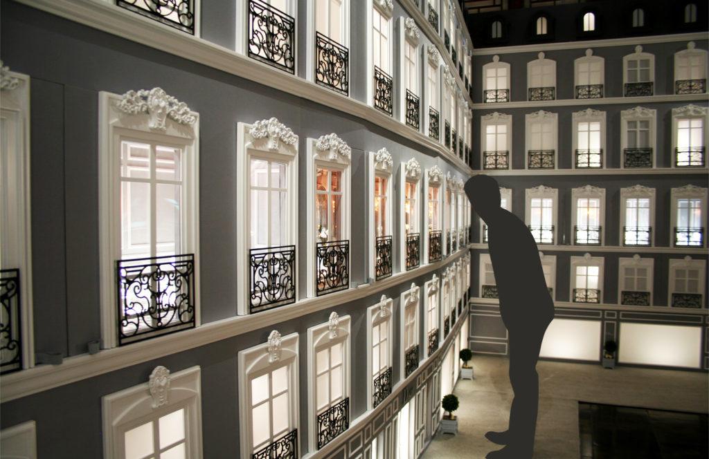 Exposition Dior, Beijing