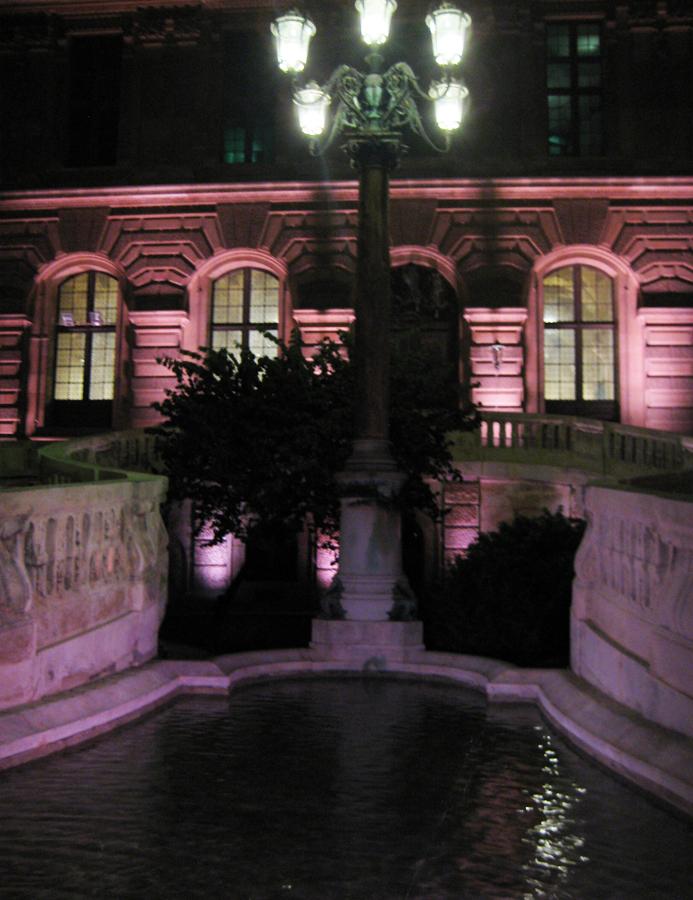 Evènement, Le Louvre Paris