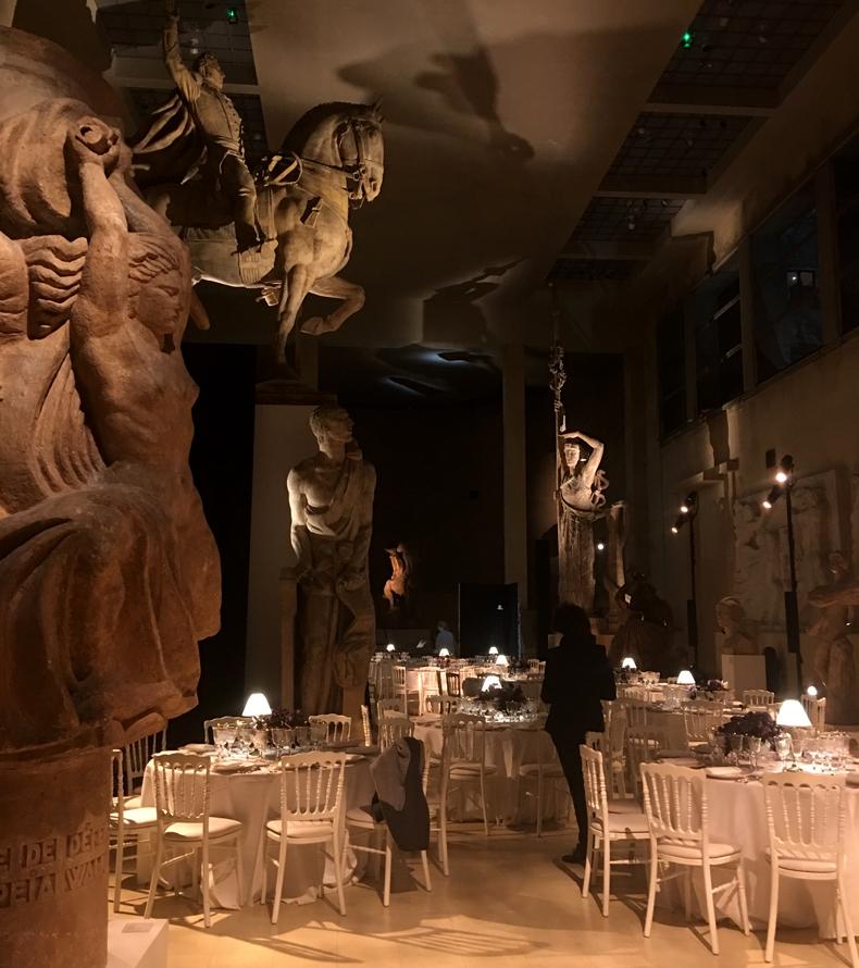 Evènement Balanciaga, Musée Bourdelle Paris