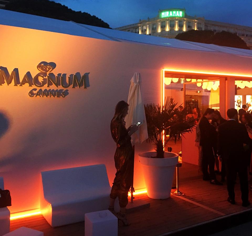Evènement Magnum, Cannes